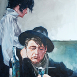 lovers of absinthe By Igor Shulman