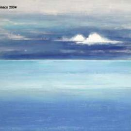 Alessa Vasco: 'AVS7868', 2004 Acrylic Painting, Seascape. Artist Description: Acrylic on canvas - prints available. Please contact artist for further details...