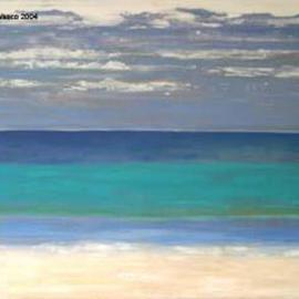 Alessa Vasco: 'AVS7926', 2004 Acrylic Painting, Seascape. Artist Description: Acrylic on canvas - prints available. Please contact artist for further details...