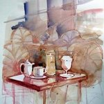 Morning cafe By Sipos Lorand