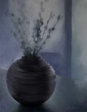 - artwork Changing_of_the_Light-1346673796.jpg - 2012, Painting Oil, Still Life