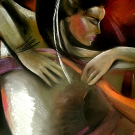 Dancer By Barbara Brodele