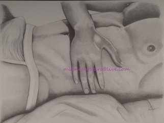Pencil Drawing by Ron Hittle titled: untitled, created in 2014