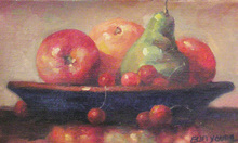 - artwork stilll_life_1-1344976314.jpg - 2012, Painting Oil, Still Life