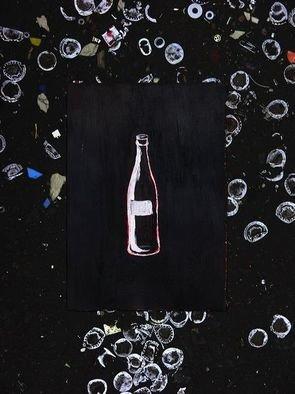 Paul Litherland Artwork Asphalt Bottle, 2006 Asphalt Bottle, Conceptual