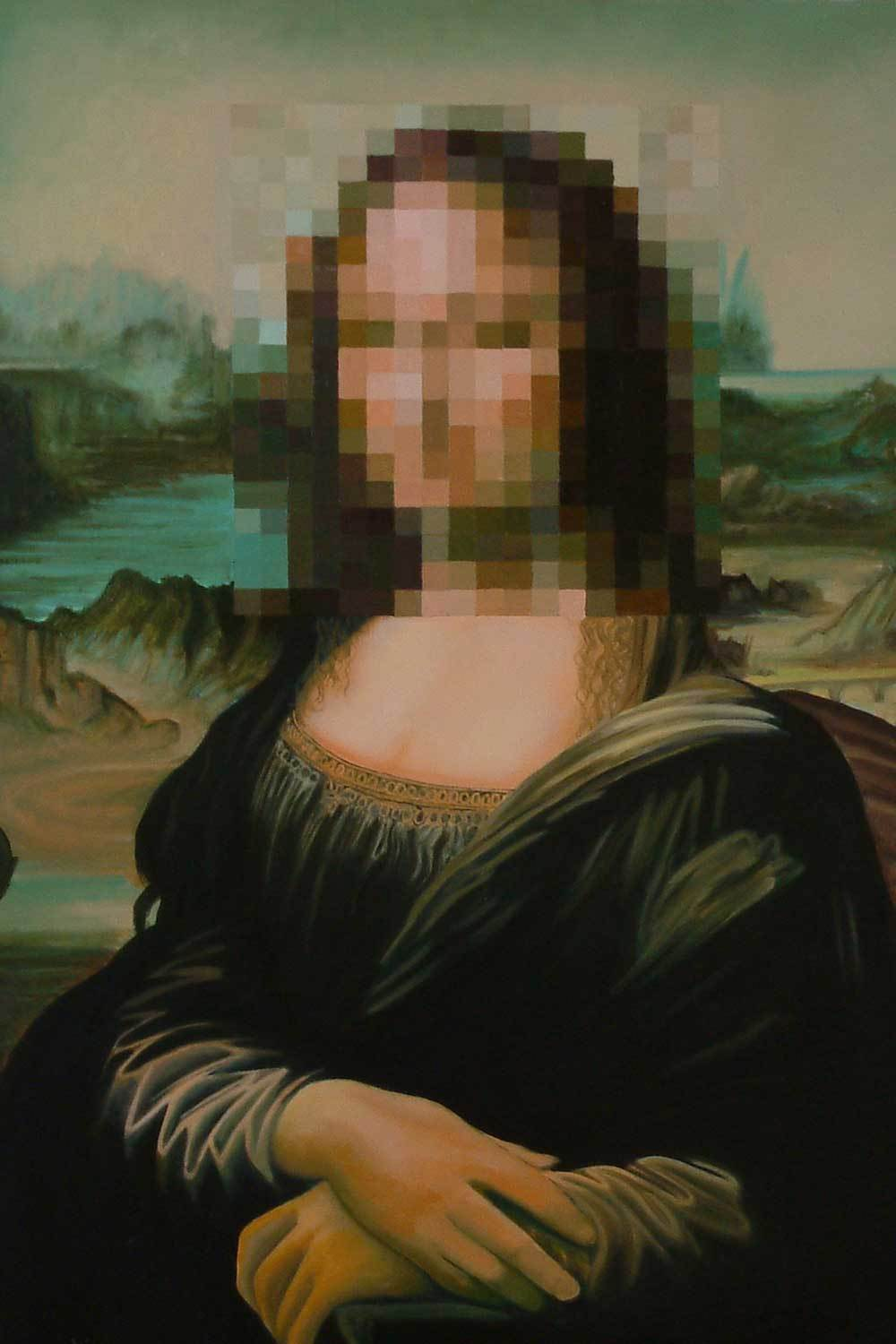 Identity Theft Oil Painting By Steven Lynch Absolutearts Com