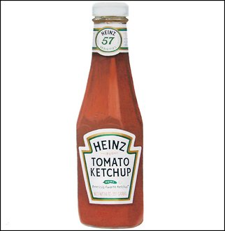 Steven Lynch Artwork Ketchup, 2010 Oil Painting, Americana