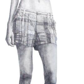 Woman Full Length sketch