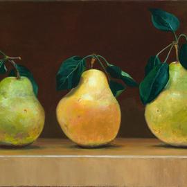 Pear Trio