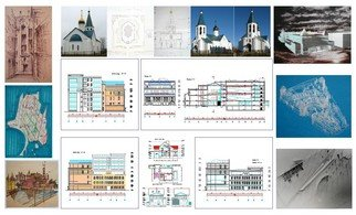 Oleg Snegov Artwork Architectural design, 2009 Other, Other
