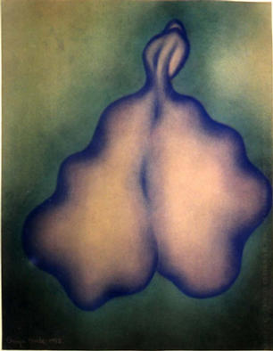 Undefined Medium by Sonja Svete titled: PEAR, 1992