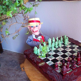 Debbi Chan: 'Howie intent on game', 2010 Color Photograph, Comedians. Artist Description:       fotos from Idaho.     ...