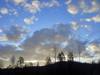 Debbi Chan Artwork april fool sunset, 2010 april fool sunset, Clouds