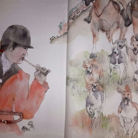 coming together for  fox hunt album