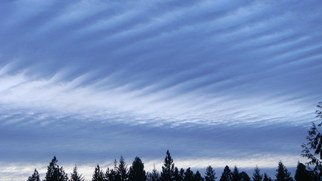 Debbi Chan: 'evening clouds', 2011 Color Photograph, Clouds. Artist Description:     photos from idaho.   ...