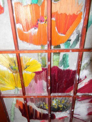 Artist: Debbi Chan - Title: flowers hide precious gems - Medium: Color Photograph - Year: 2011