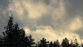 Debbi Chan: 'high pressure movers in', 2011 Color Photograph, Clouds. Artist Description:       photos from idaho.     ...