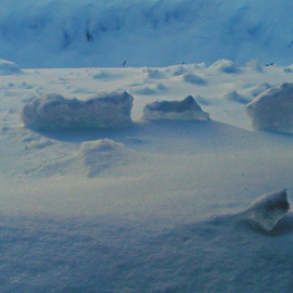 Debbi Chan: 'icebergs take on other shapes ', 2010 Color Photograph, Beauty. Artist Description:             photos from idaho. .                             ...