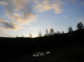 Debbi Chan: 'morning comes ', 2011 Color Photograph, Beauty. Artist Description:        photos from idaho.                                                                                                                                                                                                                                  ...