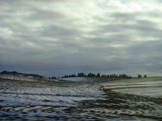 Debbi Chan Artwork morning field under idaho sky, 2009 morning field under idaho sky, Landscape