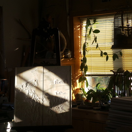 Debbi Chan: 'morning on my marble relief', 2015 Digital Photograph, Home. Artist Description:    Photos from Idaho.   ...