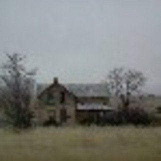 Artist: Debbi Chan - Title: my old house  - Medium: Color Photograph - Year: 2011