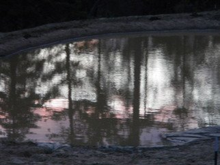 Artist: Debbi Chan - Title: reflected sunrise - Medium: Color Photograph - Year: 2011
