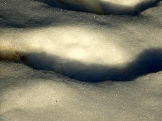 Artist: Debbi Chan - Title: snow art - Medium: Color Photograph - Year: 2012