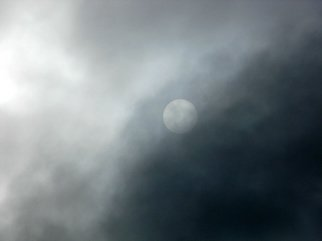 Artist: Debbi Chan - Title: sun breaking through - Medium: Color Photograph - Year: 2011