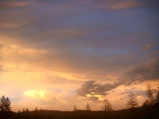 Color Photograph by Debbi Chan titled: the sky the sky, 2010