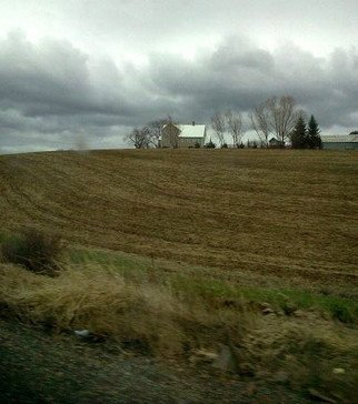 Debbi Chan: 'there was an old house', 2011 Color Photograph, Landscape. Artist Description:              photos from idaho.            ...