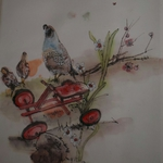 Artist: Debbi Chan, 'walking through garden of plenty album'