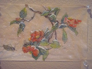 Artist: Debbi Chan - Title: when it snows - Medium: Watercolor - Year: 2009