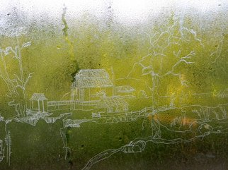 Artist: Debbi Chan - Title: window art - Medium: Color Photograph - Year: 2011