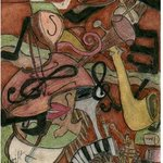 Music Instrument Of Your Choice By Naomi Johnson
