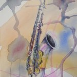 saxophone By Mark Spitz