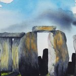 stonehenge By Mark Spitz