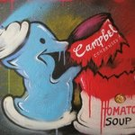 Spray Can Vs Campbells Soup, Ross Hendrick