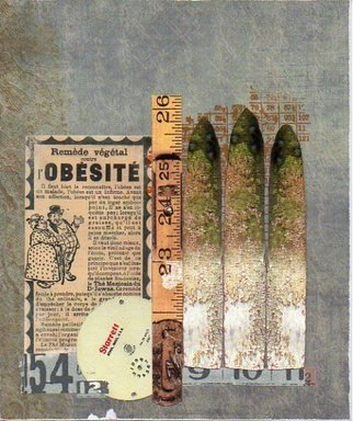 Kenneth Coleman Artwork Cigar76, 2011 Collage, undecided