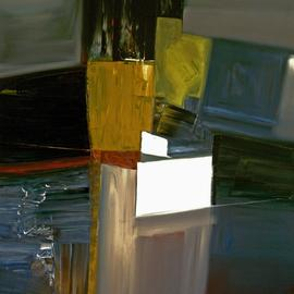 Stefan Fiedorowicz: 'A Dialouge With Your Fear', 2010 Oil Painting, Abstract. Artist Description: Rolled canvas shipped in a tube.  No frame.  ...