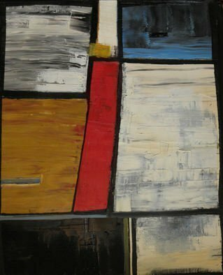 Stefan Fiedorowicz: 'Boulevard of Broken Dreams Two', 2009 Oil Painting, Abstract. Artist Description: lyrical abstraction, contemporary art work, oil painting, abstract paintings, Painting shipped in a tube. ...
