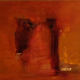 Stefan Fiedorowicz: 'You Say Yes I Say No', 2010 Oil Painting, Abstract. Artist Description: People are sometimes different in what they say and what they do.  Incongruence. ...