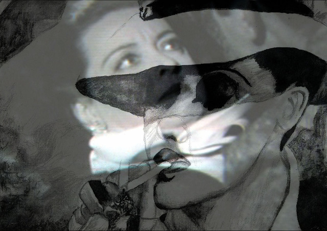 Stephen Mead  'Bette 7', created in 2011, Original Photography Mixed Media.