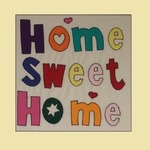 home sweet home By Stich-stich Gmbh