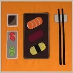 sushi set By Stich-stich Gmbh