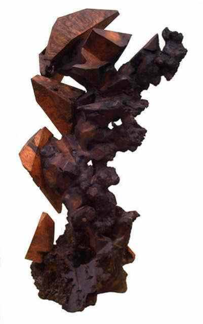 Daryl Stokes  'Transition', created in 2009, Original Sculpture Wood.
