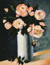 - artwork Flowers-1067040255.jpg - 2000, Painting Oil, Still Life