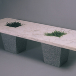 planter coffee table By Jon-Joseph Russo