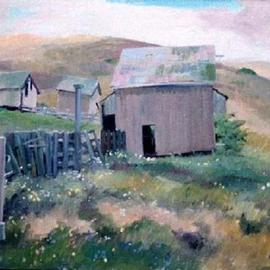 Pierce Ranch At Pt Reyes, Sue Jacobsen