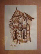 - artwork Castle_of_Iancu_-1236607746.jpg - 2008, Drawing Pen, Other